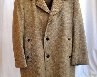 """Vintage Men's Dress Coat """"Casualcraft of N.Y."""" Size 42 Regular"""