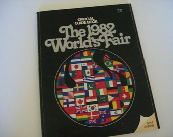 1982 World's Fair Program, Knoxville, Tennessee