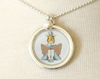 Necklace - Read With Me