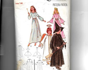 Butterick Girls' Costumes Pattern 4938