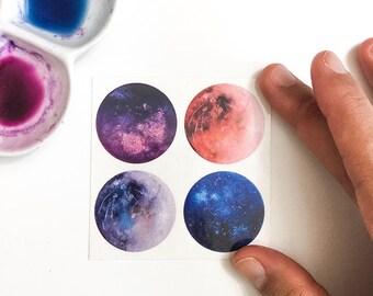 Space Tattoo Galaxy. Astronomy Tattoo. Watercolor Tattoo. Stick On Tattoo. Fake Tattoo Set. Transfer Tattoo. Super Moon. Body Art. Tattooing