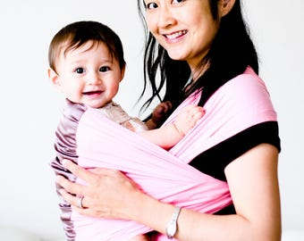 The Portable Baby Lightweight Wrap Carrier