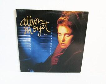 Alison Moyet Alf, Vinyl Record Album, Columbia Records LP, Yaz Yazoo Group Member Alternative Music British Female Singer Songwriter Vintage