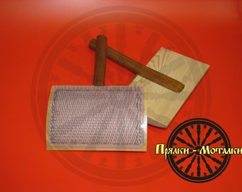 Hand Carders, big size, Carder, Cards