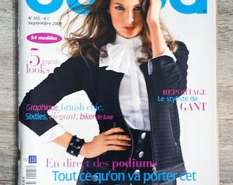 Magazine September 2008 Burda (105)