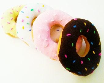 Doughnut Plushie