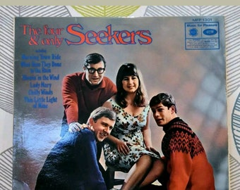 The four and only seekers vinyl