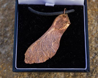 Copper Maple Seed (219)