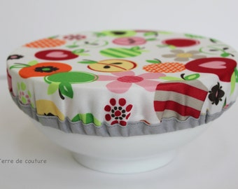 Reusable Waterproof Bowl Cover