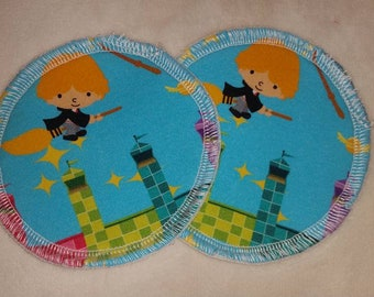 "4"" diameter 3 layer Nursing Pad Set"