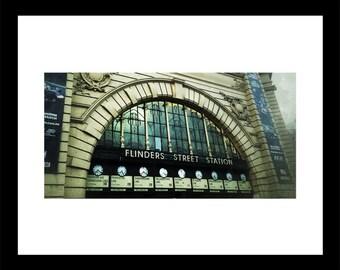 Melbourne - Flinders Street Station