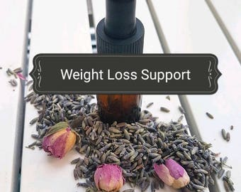 Weight Loss Support Remedy - Bach Flower essences