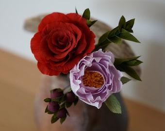 Rose mini bouquet