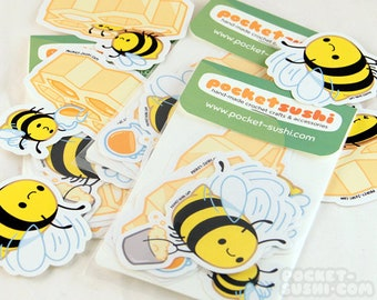 BEES! Stickers