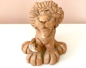 Vintage KB Lion Figurine