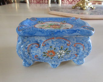 JAPAN TRINNKET BOX with Lid