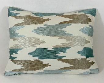 Calrke & Clarke Jasper Mineral Cushion Cover - Complete with Cushion inner