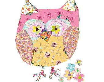 owl art baby girl nursery decor owl print owl decor childrens art baby nursery art baby room decor baby gift kids wall art owl nursery art