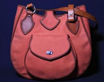 Handmade Leather handbag