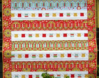 Bunting Bliss Quilt Pattern