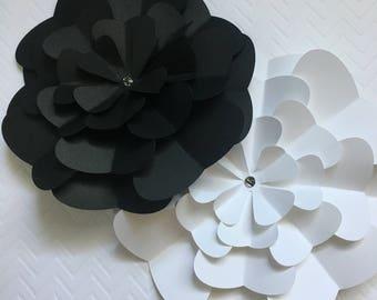 "7 1/2"" Paper Flower Centers"
