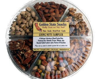 Going Nuts - California Nuts Gift Sampler