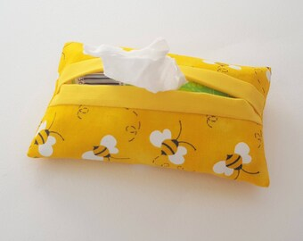 Bumble Bee Tissue Holder