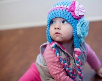 Girls hat, baby hat, girls hat, newborn girl hat, baby hat, crochet baby hat, little girls hat, baby girl hat, crochet girls hat, kids hat,