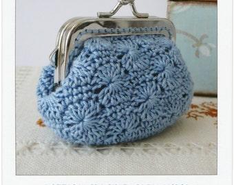 PATTERN Crochet Coin Purse {Model nº 18}