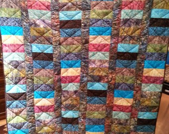 Gypsy Quilt- Lap Quilt
