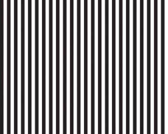 "Black and White Stripe Fabric - Riley Blake Designs 1/4"" Stripe -  Black and White Stripe - Quarter Inch Stripe Fabric"