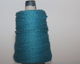 Halcyon Casco Bay Cotton Worsted mini-cones, color 0971270M, Lot 1    Blue