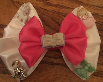 Once upon a time fairytale bow