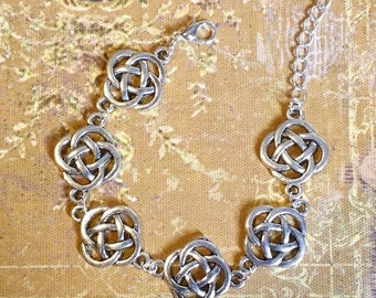 Celtic myths Brecheliant bracelet