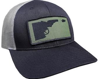 Idaho Tree-Gun Patch Adjustable Hat