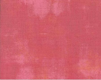 Grunge Basics in Ash Rose- by Basic Grey for Moda -- 1/2 YD