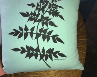 "Pillow ""Wysteria"""
