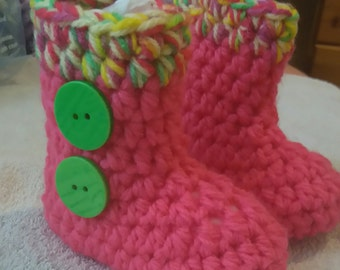 Baby boots/slippers/booties