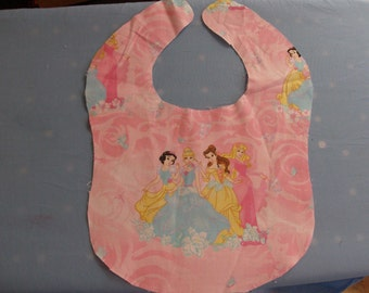 baby bib custom made to order (large size)