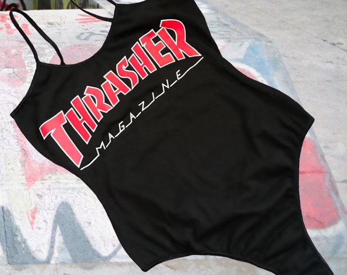 Thrasher Outline Bodysuit