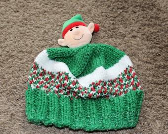Kid's elf hat