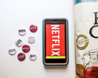 Netflix - Mini Flair Set
