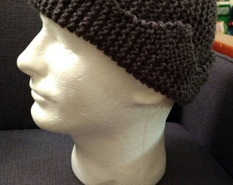 Knitted Jughead Hat