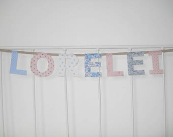 Large Garland name 7 letters Lorelei