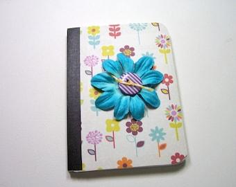 Mini Composition Book, Notebook, Journal, Mini Notebook, Mini Journal, altered composition book, Pocket journal