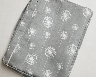 Bible Cover Custom Dandelions Your Bible Measurements Required