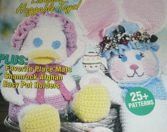 Crochet World 1991 Magazine You Choose Issue