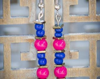 Studio 54 - Dangle Earrings