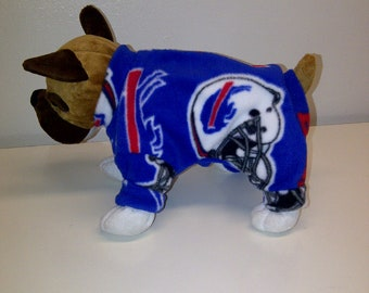 "XS  ""Buffalo Bills"" fleece lounge wear"