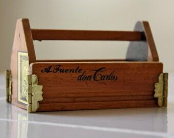 Desk caddy, office storage, jewelry box